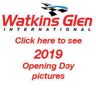 Watkins Glen International Opening Day